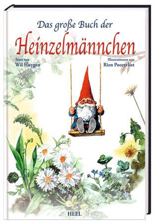 Buchcover Das große Buch der Heinzelmännchen   Heel Verlag