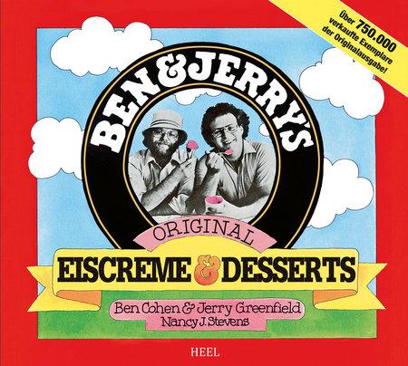 Buchcover Ben & Jerrys Kult-Eiscreme - jetzt selber zubereiten | Heel Verlag