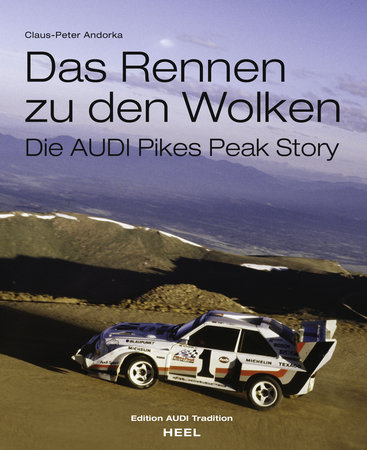 Buchcover Das Rennen zu den Wolken | Heel Verlag