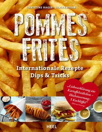 Buchcover Pommes - Internationale Rezepte, Dips und Tricks | Heel Verlag