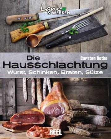 Cover Hausschlachtung vom Heel Verlag