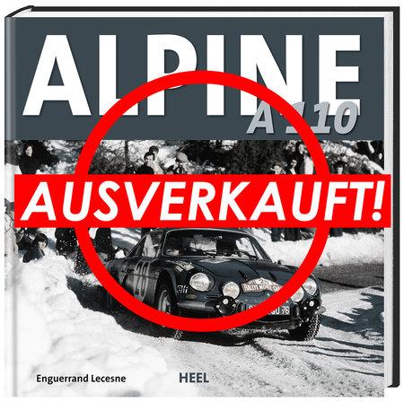 Buchcover Alpine A 110 | Heel Verlag