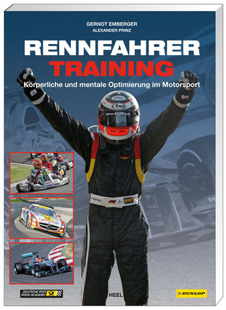 Buchcover Rennfahrer Training | Heel Verlag
