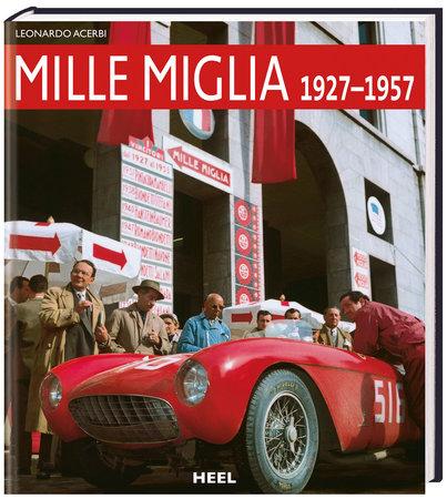 Buchcover Mille Miglia | Heel Verlag