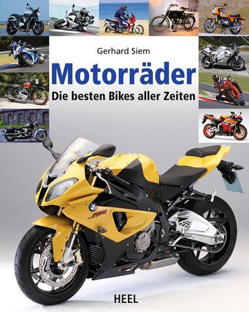Buchcover Motorräder | Heel Verlag