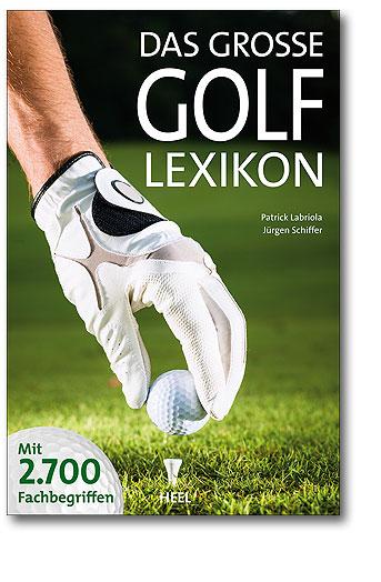 Buchcover Das große Golf Lexikon | Heel Verlag