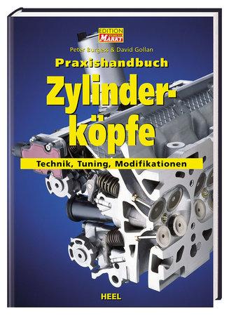 Cover Praxishandbuch Zylinderköpfe   Heel Verlag