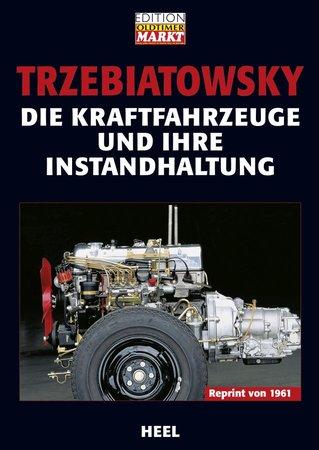 Buchcover Autoreparatur: Kraftfahrzeuge und ihre Instandhaltung | Heel Verlag