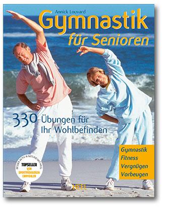 Buchcover Gymnastik für Senioren - 330 Übungen für Ihr Wohlbefinden   Heel Verlag