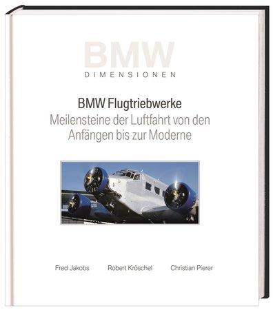 Buchcover BMW Flugzeugtriebwerke | Heel Verlag