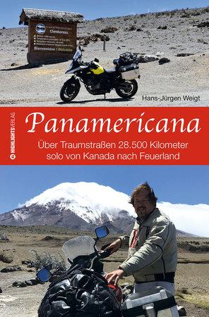 Buchcover Panamericana - Von Kanada nach Feuerland | Heel verlag