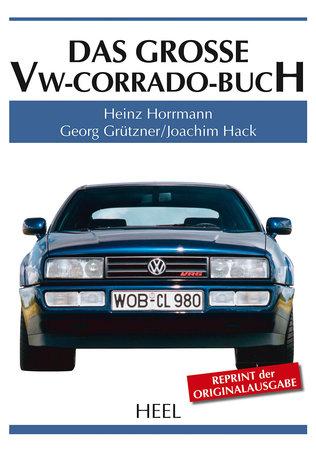 Cover Das große VW Corrado Buch | Heel Verlag