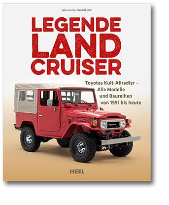 Legende Landcruiser (Neuauflage, inkl. Plakat)