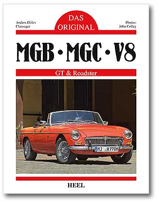 Das Original: MGB, MBC, V8