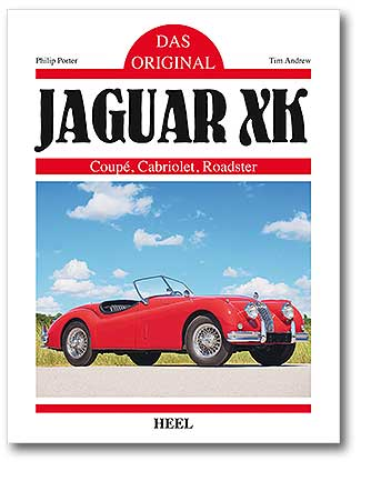 Das Original: Jaguar XK