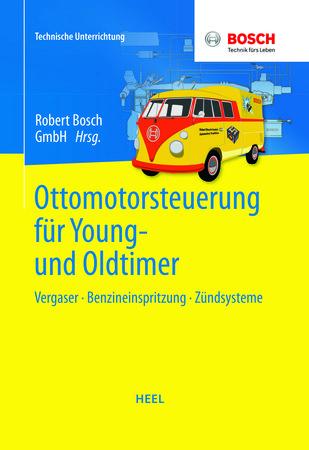 Buchcover Ottomotorsteuerung für Young- und Oldtimer | Heel Verlag