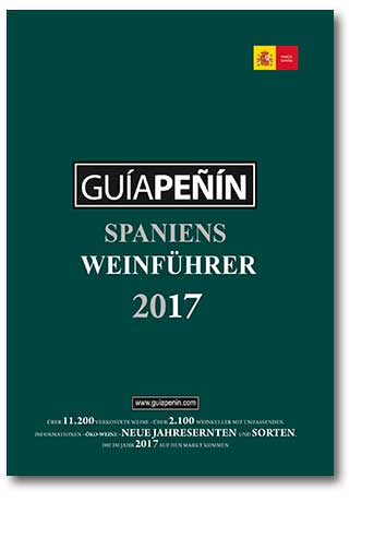 Buchcover Guia penin 2017 - Spaniens Weinführer No.1 | Heel Verlag