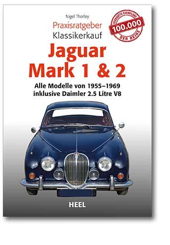 Praxisratgeber Klassikerkauf Jaguar Mark 1 & 2