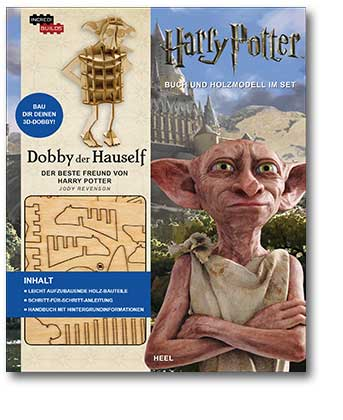 Incredibuilds: Dobby der Hauself