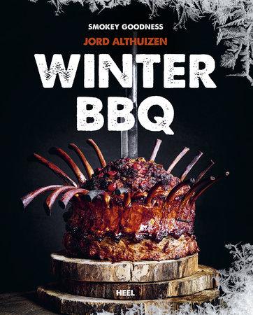 Buchcover Smokey Goodness: Winter BBQ | Heel Verlag