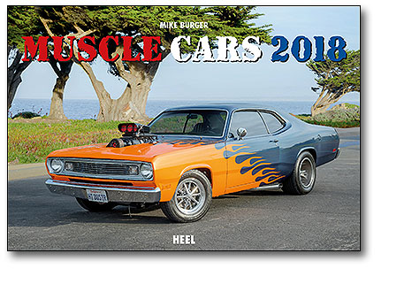 Muscle Cars 2018
