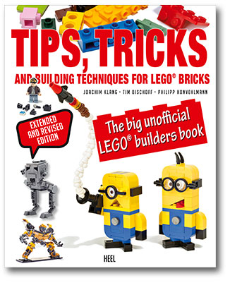Tips, Tricks, and Building Techniques for LEGO® bricks