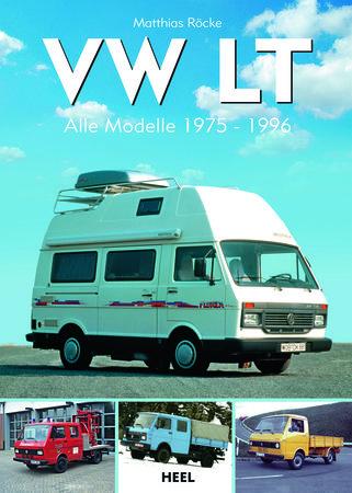 Buchcover VW LT | Heel Verlag