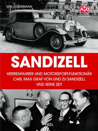Buchcover Sandizell | Heel Verlag