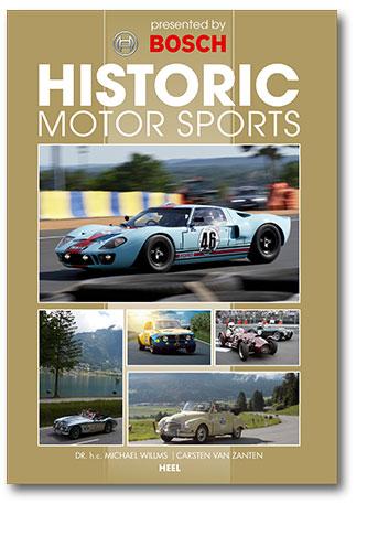 Historic Motor Sports N°12