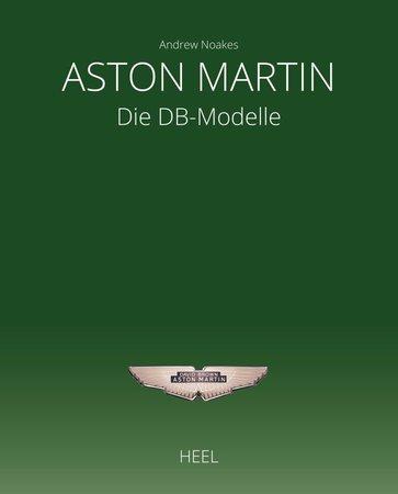 Buchcover Aston Martin die DB-Modelle | Heel-Verlag