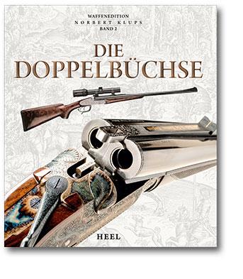 Buchcover Die Doppelbüchse Waffen-Edition Norbert Klups vom Heel Verlag