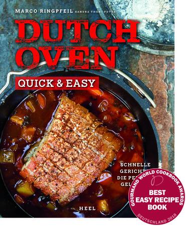 Buchcover Dutch Oven Quick & Easy | Heel Verlag