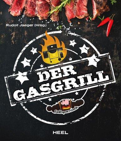 Buchcover Der Gasgrill | Heel Verlag
