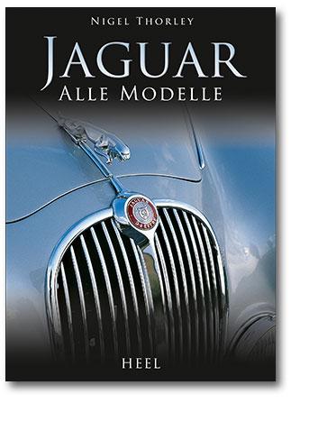 Jaguar - Alle Modelle (Neuaufl.)