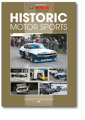 Historic Motor Sports N° 13