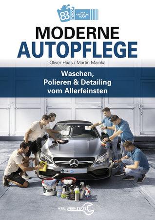 Buchcover Moderne Autopflege vom Allerfeinsten | Heel Verlag