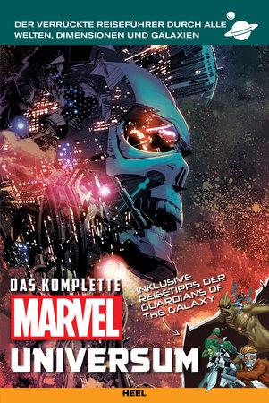 Buchcover Das komplette Marvel-Universum | Heel Verlag