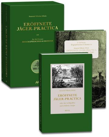 Cover Eröffnete Jäger Practica von Heinrich Heel Verlag