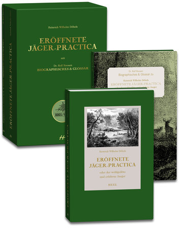 Cover Eröffnete Jäger Practica Heel Verlag