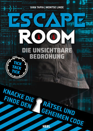 Cover Escape Room - Die unsichtbare Bedrohung