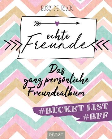 Echte Freunde - Das Erinnerungsalbum für Erwachsene | Heel Verlag