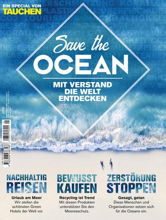 Buchcover Save the Ocean - Mit Verstand die Welt entdecken Heel Verlag