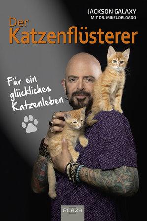 Buchcover Der Katzenflüsterer | Heel Verlag