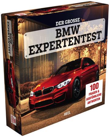 Artikelbild Der große BMW Experten-Test vom Heel Verlag