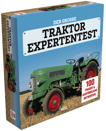 Artikelbild Der große Traktor-Experten-Test vom Heel Verlag