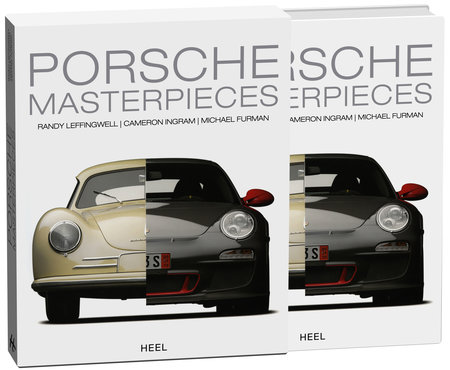 Buchcover Porsche Masterpieces | Heel Verlag