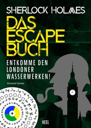 Buchcover Sherlock Holmes Das Escape-Buch | Heel Verlag