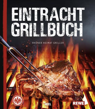 Buchcover Eintracht Frankfurt-Grillbuch | Heel Verlag