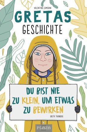 Buchcover Gretas Geschichte | Heel Verlag