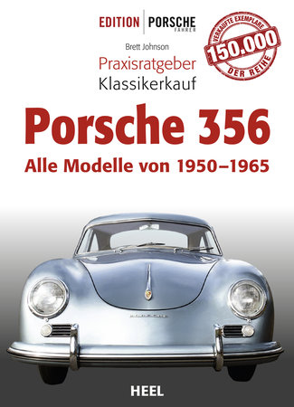 Buchcover Praxisratgeber Klassikerkauf: Porsche 356 | Heel Verlag